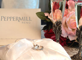 Weddings at Peppermill Resort Spa Casino